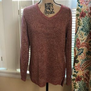 J McLaughlin knitted sweater - like new